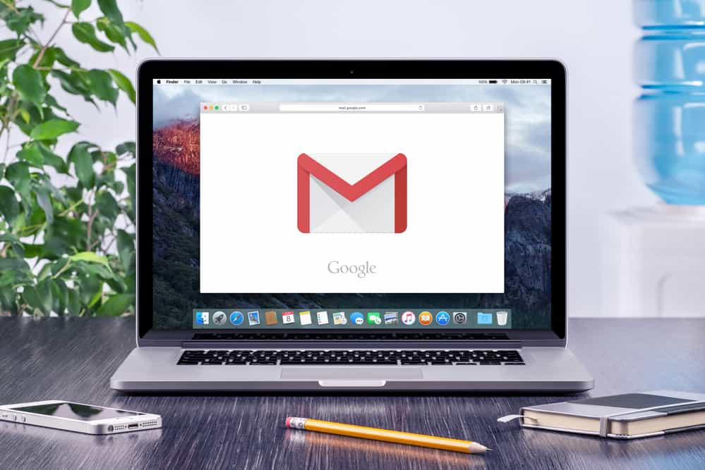 Gmail na Macbooku