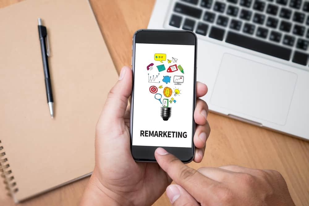 Remarketing: Telefon, Laptop