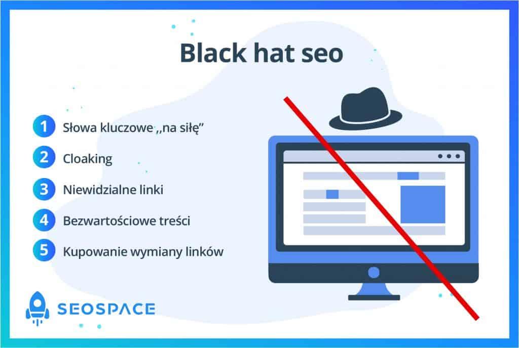 Co to jest Black hat SEO?