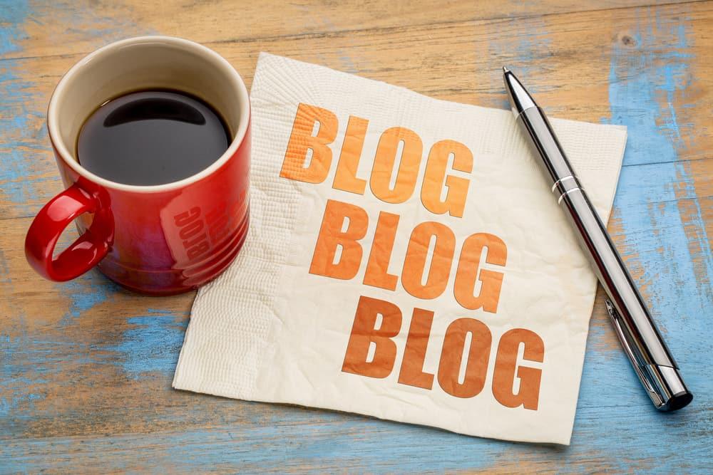 blog pomysł na prowadzenie bloga firmowego