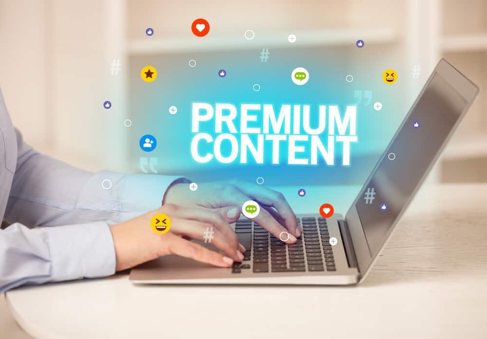 Content Premium